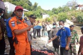 Satu korban tenggelam di Pantai Coro Tulungagung ditemukan