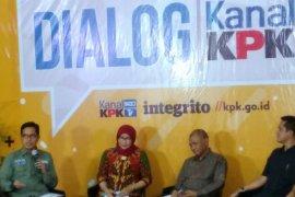 KPK usul terpidana korupsi  dimasukan ke Nusakambangan