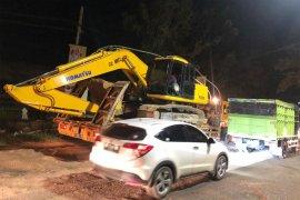 Gubernur Ridho Ficardo Tanggulangi Perbaikan Jalan Ryacudu