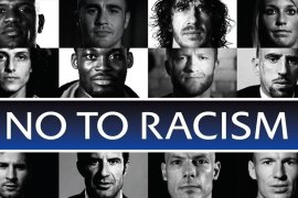 Lazio lolos dari hukuman dalam kasus pelecehan rasial