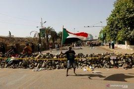Pasukan Sudan serbu kamp pemrotes, sembilan tewas