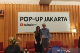 YouTube Pop-Up Space fasilitasi vlogger buat konten