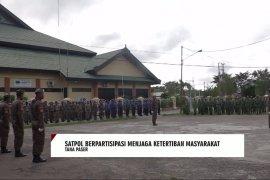 Satpol berpartisipasi menjaga ketertiban masyarakat