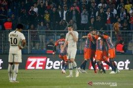 PSG telan tiga kekalahan tandang beruntun di Montpellier