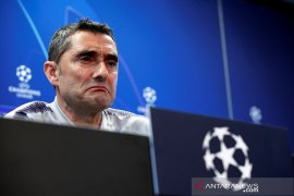 Valverde ungkapkan keinginan tetap bersama Barcelona