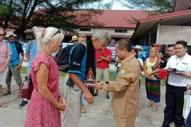 Peserta SMF kunjungi objek wisata di Banda Aceh