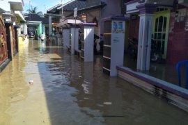 Banjir terjang tujuh desa di Cirebon