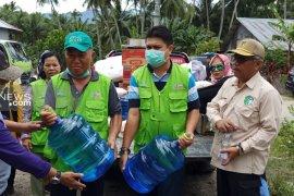 Pemprov Sulteng salurkan bantuan untuk perempuan-anak terdampak bencana Sigi