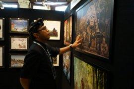 Pameran lukisan dan UMKM meriahkan OWHC Eurasia