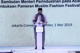 656 IKM dilibatkan dalam pengembangan fesyen Muslim