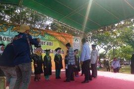 824 Santri TPA di Bangka ikuti wisuda