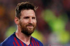Messi kritik perlakuan para suporter Barcelona terhadap Coutinho