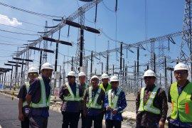 Gardu induk PLN di Deltamas Bekasi mulai beroperasi