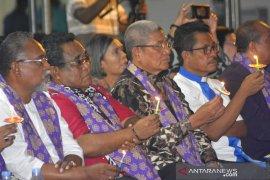Angkatan Muda Gereja Protestan diminta kritis demi kemajuan daerah