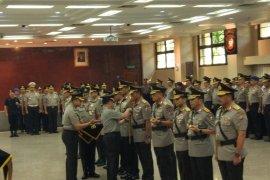 Kapolri Jenderal Tito pimpin sertijab sejumlah kapolda
