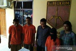 Polresta Jambi tangkap wanita pelaku pencurian kekerasan