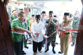 PT Semen Baturaja bangun masjid