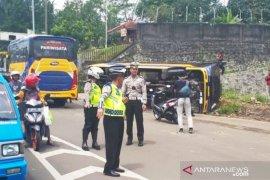 Dalam sebulan tiga bus kecelakaan di Puncak, pengamat usul buat aplikasi
