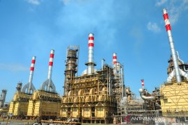 Impor minyak mentah Pertamina turun hingga 50 persen