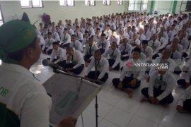 Ratusan kader GP Ansor ikuti seleksi program magang kerja ke jepang