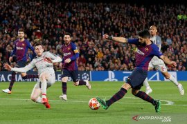 Luiz Suarez siap tempur di Copa America  2019