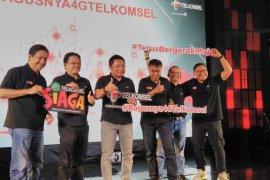 """Menjelang 24 Tahun Telkomsel dukung wujudkan """"Indonesia Digital"""""""