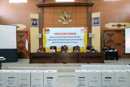 KPU Kapuas Hulu gelar Rapat Pleno terbuka Pemilu 2019