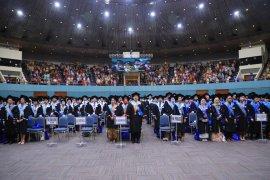 Universitas Pancasila sudah meluluskan 59.035 sarjana