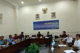 Humas DPRD gelar workshop teknik penulisan rilis berita