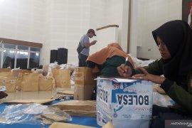 Partisipasi pemilih Pemilu di Bangka Tengah capai 83 persen