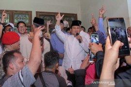 Prabowo : Masyarakat Aceh inspirasi bagi rakyat Indonesia