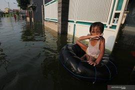 Warga Kapuas Hulu siaga banjir
