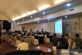 Rapat pleno kabupaten Cianjur dibagi menjadi dua panel
