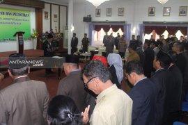 Bupati Paser Yusriansyah Syarkawi Lantik 81 Pejabat