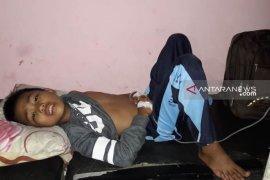 Tujuh warga Tapanuli Selatan disambar petir, satu meninggal