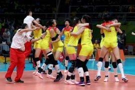 Sejarah baru,  final voli putri pada hari terakhir Olimpiade Tokyo 2020
