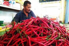 Harga cabai merah melonjak di Lhokseumawe jelang Ramadhan