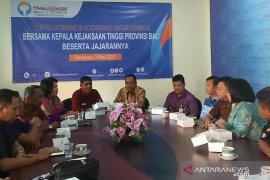 Ombudsman-Kejati Bali bahas lima laporan masyarakat