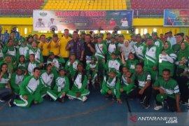 Kota Medan bidik juara umum Peparprov I Sumut 2019