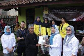 Pengmas UI latih petani muda kopi di Bandung