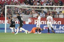 Leganes rusak asa sevilla untuk lolos ke Liga Champions