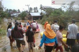 Seorang korban banjir di Kepahiang belum ditemukan