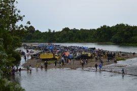 Pedagang Abdya potong ratusan kerbau hari meugang
