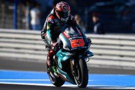 Kejutan di Jerez, Quartararo raih pole position ungguli Marquez