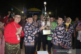 Pontianak juara umum  STQ Kalbar XXV di Singkawang