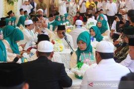 Sebanyak 50 pasangan nikah massal sambut Ramadhan