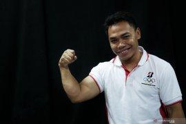 Lifter Eko Yuli fokus kejar poin kualifikasi Olimpiade