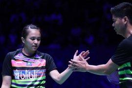 Dua wakil ganda campuran Indonesia lolos ke semifinal New Zealand Open