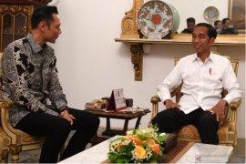 BPN Prabowo-Sandi sebut AHY tak konfirmasi soal pertemuan dengan Jokowi