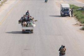 Militer Suriah gagalkan upaya penyusupan di  pinggir Hama